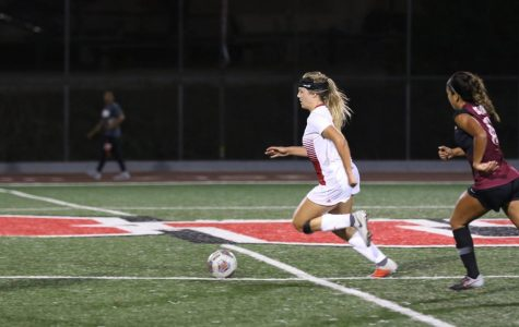 Early goal leads to women's soccer victory