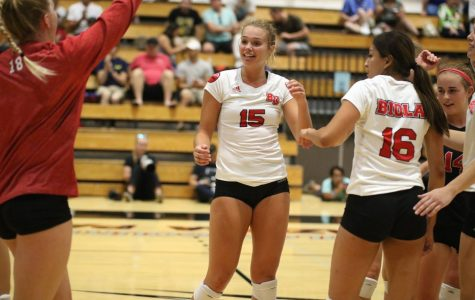 Two days, two PacWest sweeps for volleyball