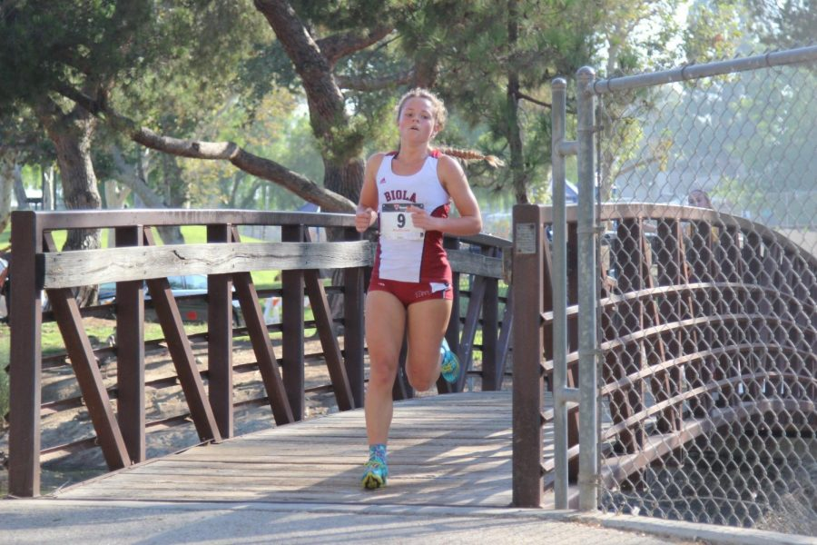 Athlete of the Week: Cross Country's Makenna Mason
