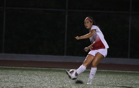 Jeffries leads women's soccer to a tie