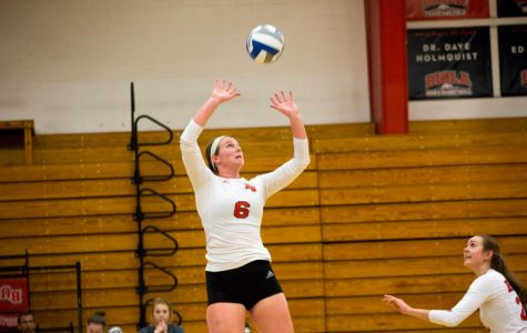 Volleyball returns to their sweeping ways