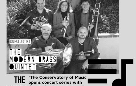 The Conservatory of Music opens concert series with the Modern Brass Quintet
