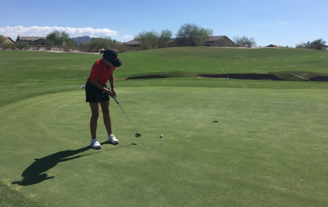 Freshman powers women's golf to eighth in WMNU invite