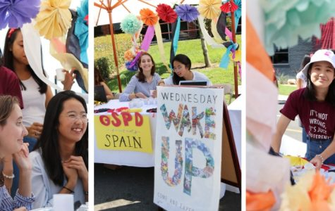 Global students bridge the cultural gap on campus