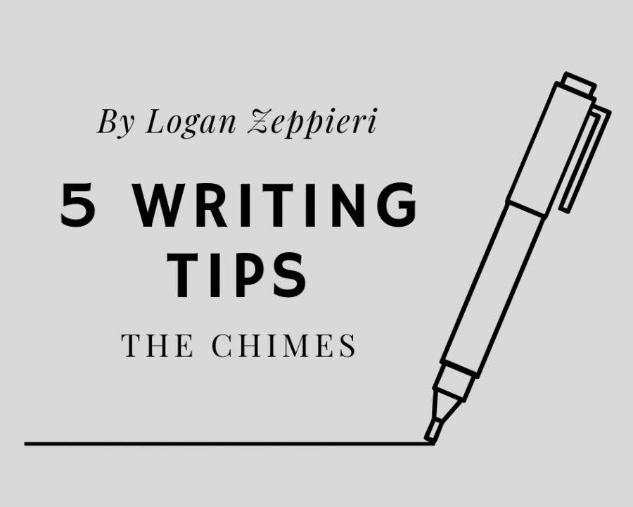 Five+Writing+Tips+from+Bradbury%2C+King%2C++Lewis%2C+White+and+Hemingway