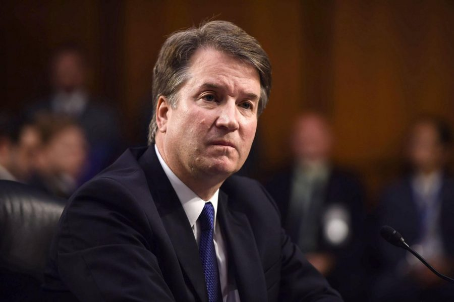 Picture of Brett Kavanaugh