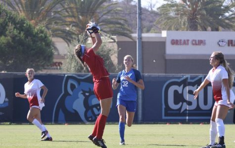 Women's soccer earns draw