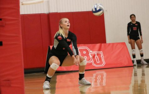 Volleyball earns second sweep of the year