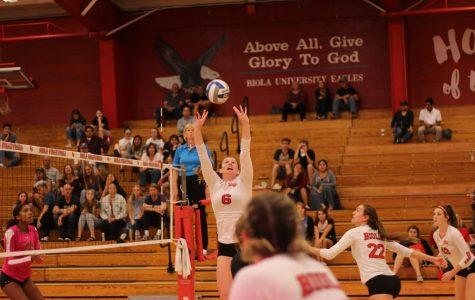 Volleyball grabs 10th straight win
