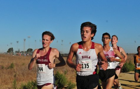 Men's cross country end victorious in final invitational of season
