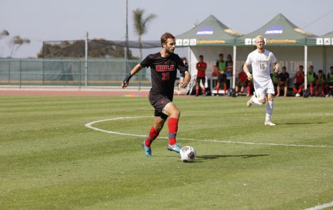Men's soccer gets first draw of the year in conference