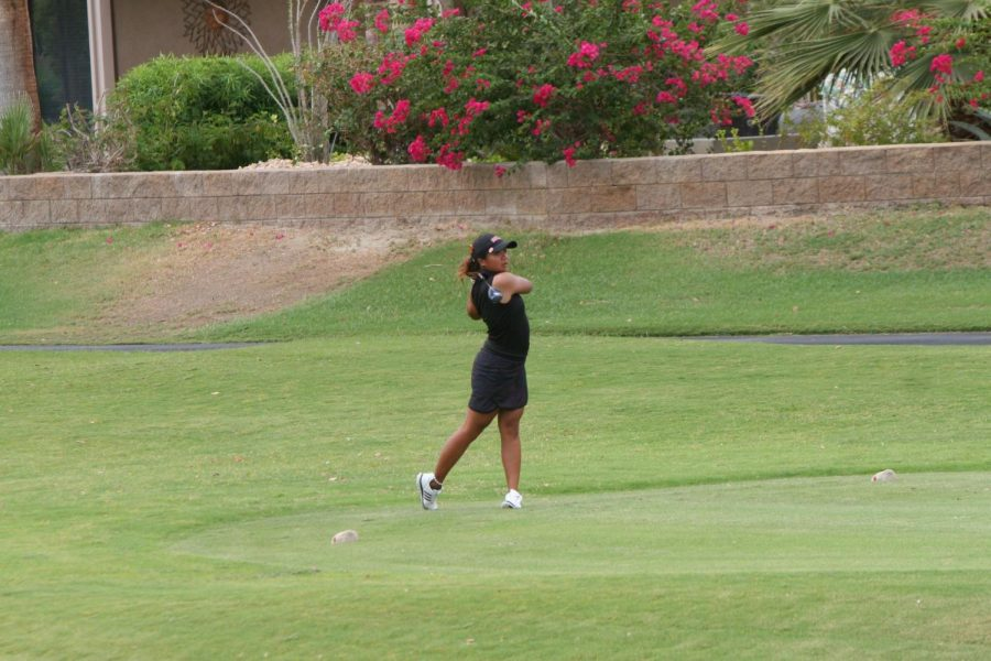 Athlete of the Week: Women's golf's Sami Penor