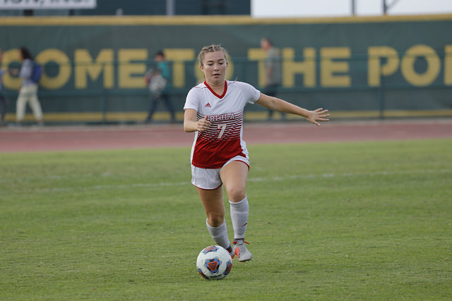 Women's soccer takes third conference loss