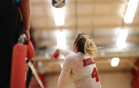 Volleyball sweeps away Sharks