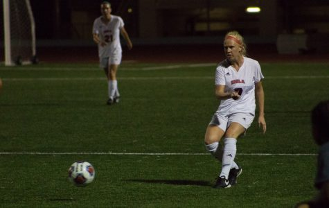 Women's soccer takes close loss