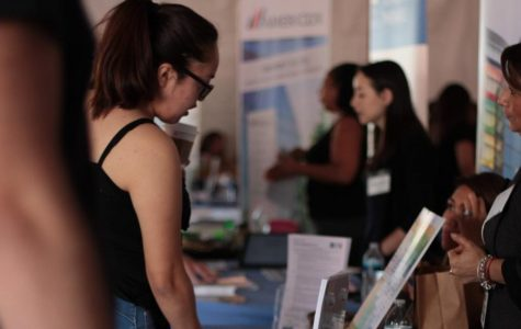 Fall Career Expo expands to accommodate 64 booths