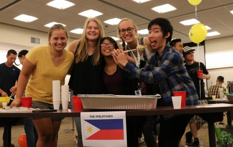 Global students stir the melting pot