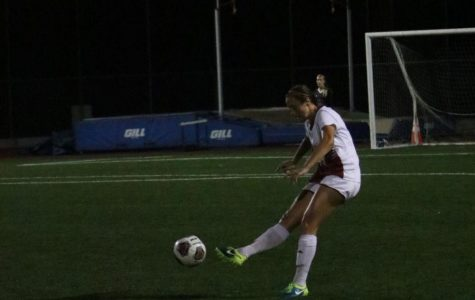 Women's soccer ties with APU