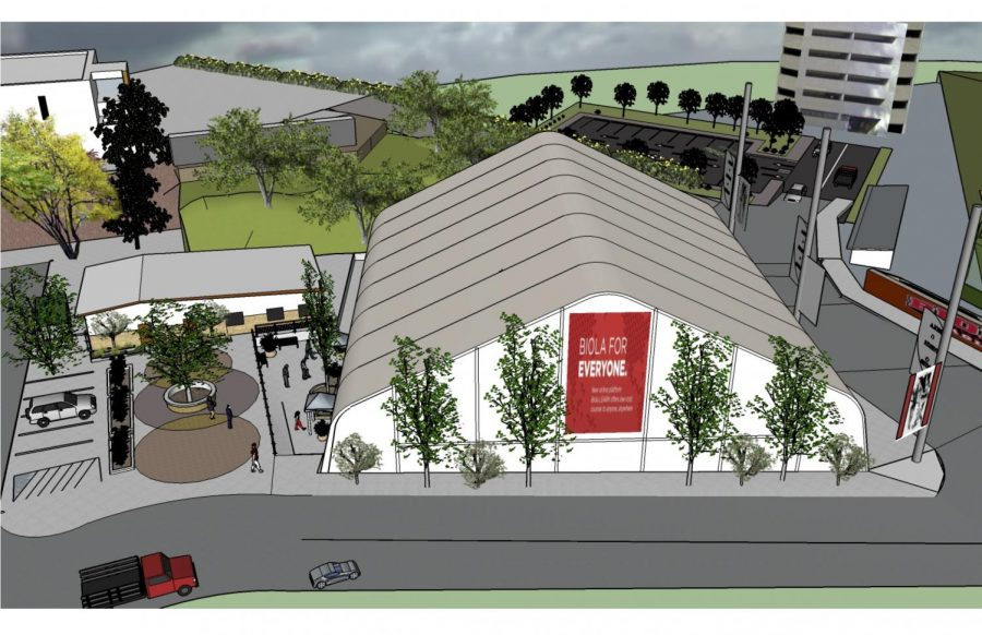 Intramural center construction scheduled to begin next semester