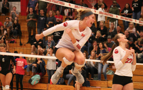 Gallery: Biola volleyball makes a comeback against APU