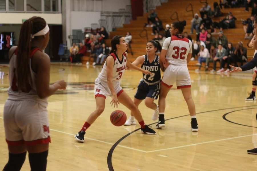 Women%E2%80%99s+basketball+opens+PacWest+conference+play+with+a+win