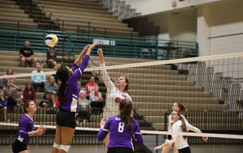 Volleyball rolls to NCCAA championship game