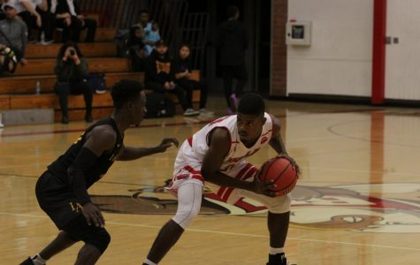 Men's Basketball soars above West Coast Baptist