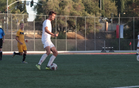 Athlete of the week: Men's Soccer's Leo Thompson