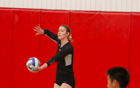 Volleyball closes out regular season with senior day win