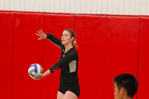 Chimes Athlete of the Week: Volleyball's Brinley Beresford
