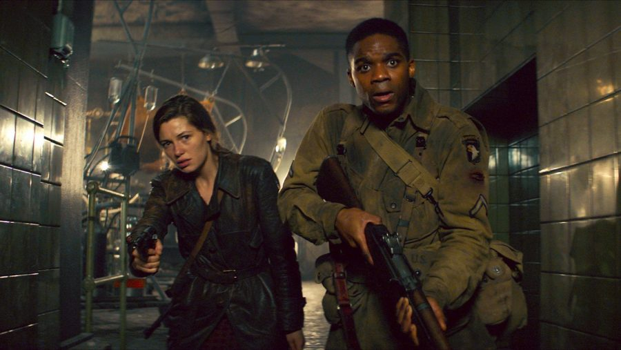 "Overlord"" Review: World War II zombie film goes over the top"