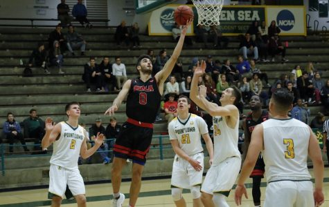 Men's basketball takes tough loss in San Diego