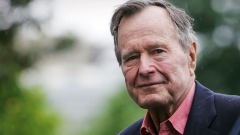 We should reflect on George H.W. Bush's civility in bi-partisan politics