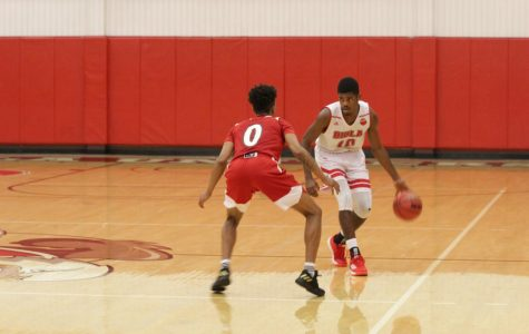Men's basketball earns their second PacWest victory