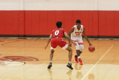 Men's basketball chokes in overtime