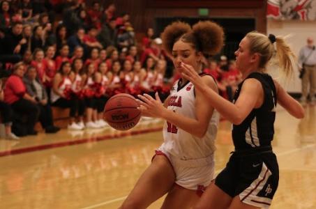 Women's basketball falls against APU