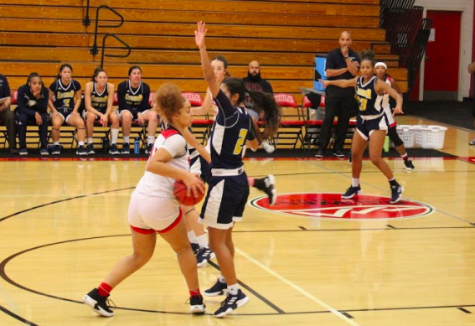 Athlete of the Week: Women's Basketball's Jazz Benn
