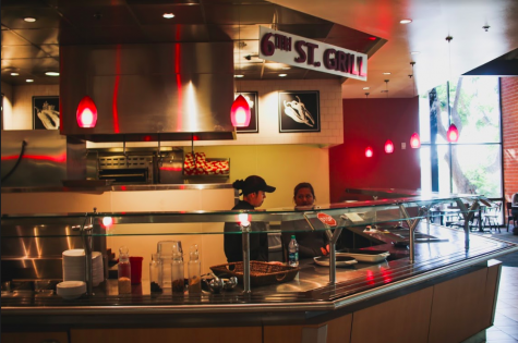 Caf's 6th Street Grill remodeling offers more options to the Biola community