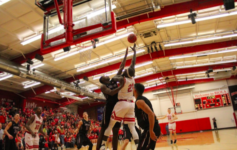 Men's basketball loses big in Cornerstone catastrophe