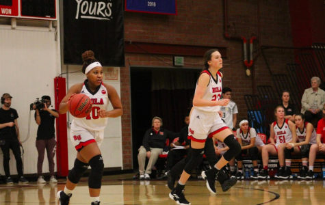 Women's basketball takes tough loss