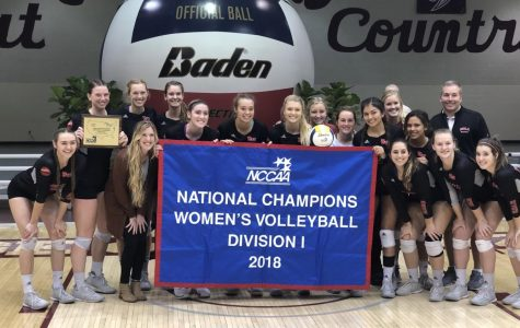 Volleyball claims second straight NCCAA championship