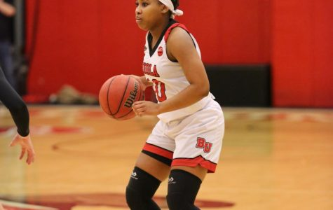 Women's basketball blown out again in Cornerstone Cup matchup