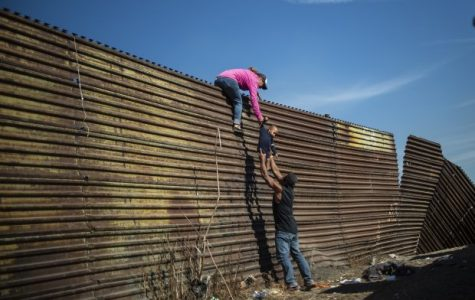 Border walls are immoral