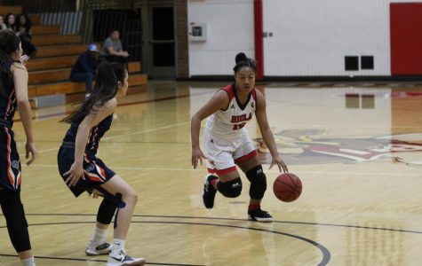 Women's basketball drops conference game