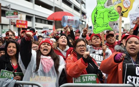 Striking teachers union neglects the rights of students