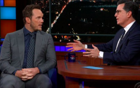 Chris Pratt: How Christianity saves from the den of fame