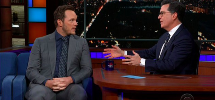 Chris Pratt: How Christianity saves from the den of fame