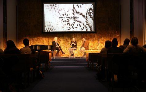 "The screening of ""More Art Upstairs"" starts art conversations"