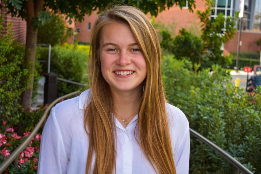 Q&A: SMU presidential candidate Carly Micheal