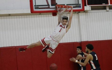 Men's basketball loses big to Chaminade